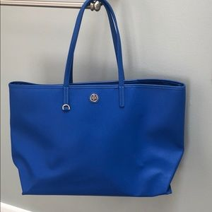 NWOT Tory Burch Leather Tote Bag